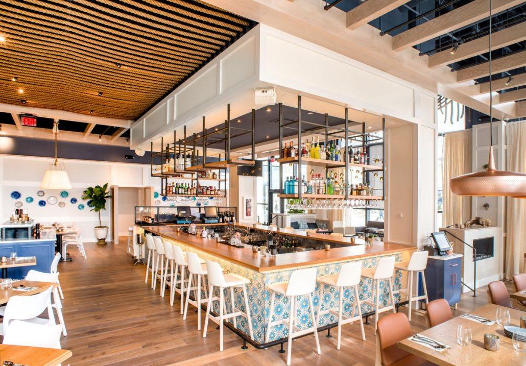 7 Sophisticated Happy Hours around Philadelphia Mistral Restaurant ...
